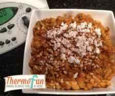 ThermoFun - Moroccan Pasta Recipe