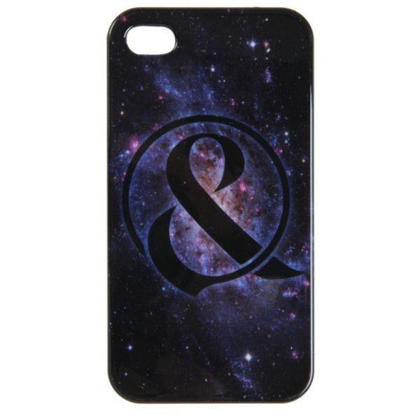 Of Mice & Men Galaxy Ampersand iPhone 4/4S Case | Hot Topic ($12) ❤ liked on Polyvore featuring men's fashion, men's accessories, men's tech accessories, accessories and phone cases