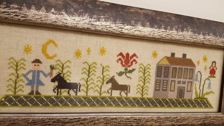 Farmház közelről