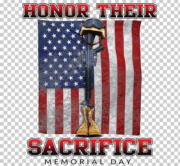 Memorial Day Honour Flag Of The United States Veteran Soldier Png Advertising Banner Bluza Clothing Flag Memorial Day Honor Flag Flag