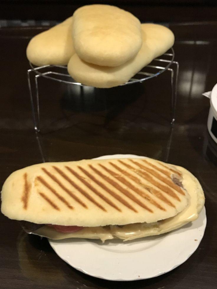 pain panini hyper moelleux خبز البانيني روعة كالقطن