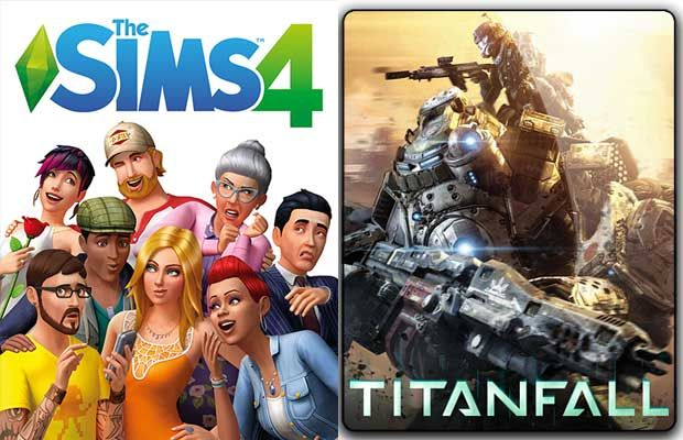 Bon plan – TitanFall et les Sims 4 gratuit pendant 48h sur Origin