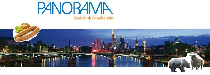 Panorama Deutsch als Fremdsprache