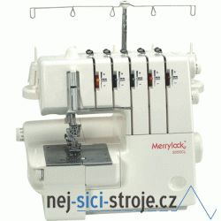 Merrylock MK 3050 CL - overlock i coverlock