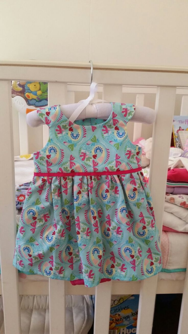 Baby Tea Party Playsuit/Dress
