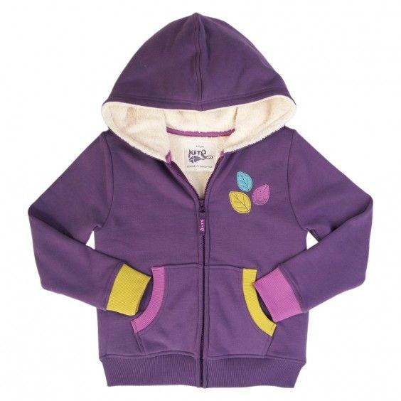 KITE Lilla genser med fleece #clothing #babyclothing #barneklær #klær #kidsfashion #baby #babyklær #italiensk #ido #barnimagen #nybakt #gravid #babygave #barnegave #gave #babyshower