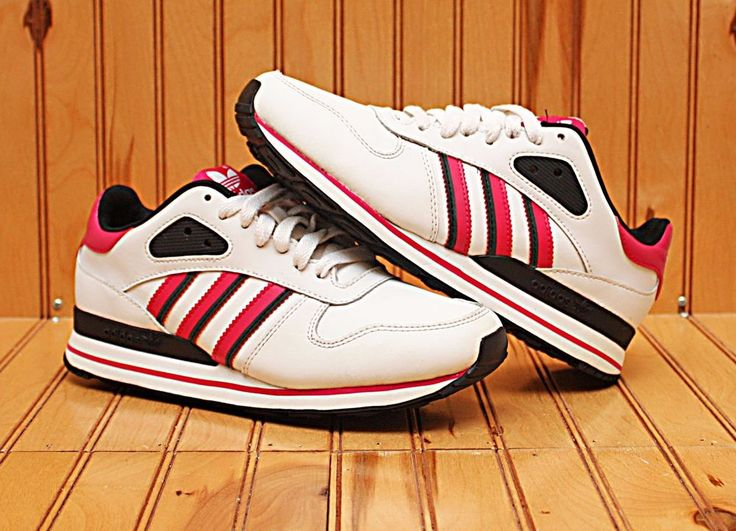 Adidas ZX 503 Jr's Size 4.5 - White Pink Black - ART G20748 | Clothing,
