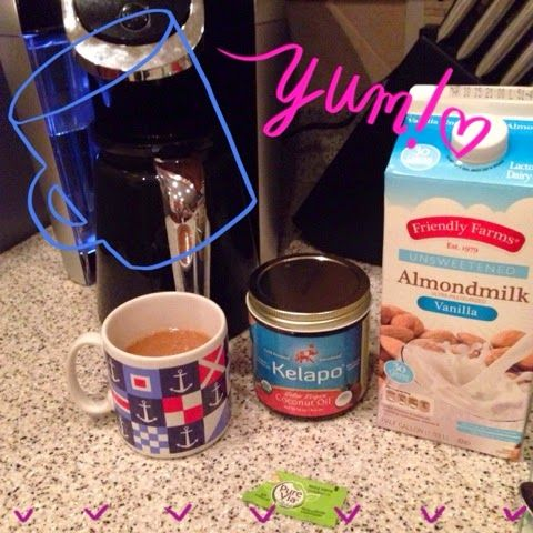 21 day FIX approved Coconut Coffee!! You can still have yummy coffee while doing the 21 day fix and 21 day FIX extreme!!