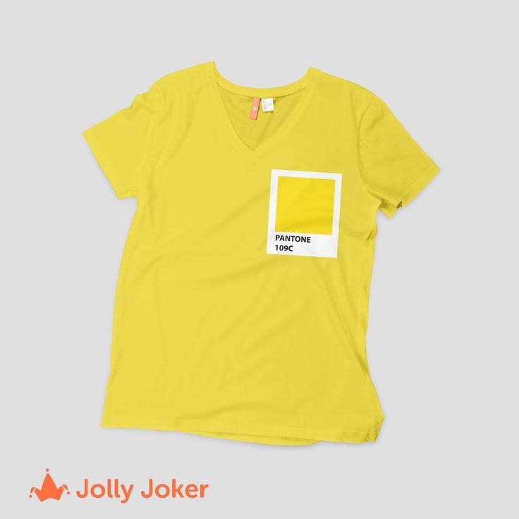 ¿ Te suena esta imagen? Crea la tuya a tu gusto con el texto y el diseño que quieras, entra a Jolly Joker y ordena la mejor camiseta estampada de diseñador gráfico
