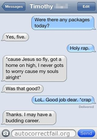 haha: Jesus Humor, Autocorrect Fails, Funny Autocorrect, Website, Web Site, Raphaha Clever, Holy Raphaha, Internet Site, Rap Funny
