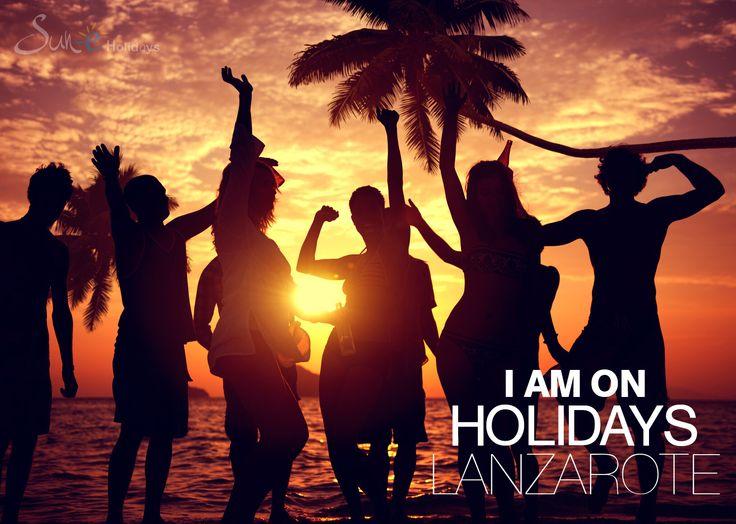 Party on #vacation in #Lanzarote #canaryislands #spain   Visit us: www.lanzarotevillarentals.com