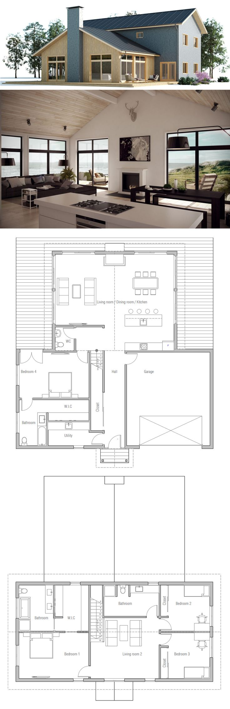 Cool plan change bedroom 4 to a