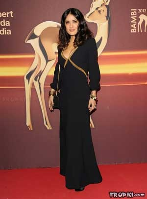 Solid and Sparkle at Bambi Awards 2012