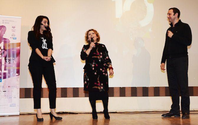 Αυλαία για το 10ο Διεθνές Φεστιβάλ Κινηματογράφου Λάρισας