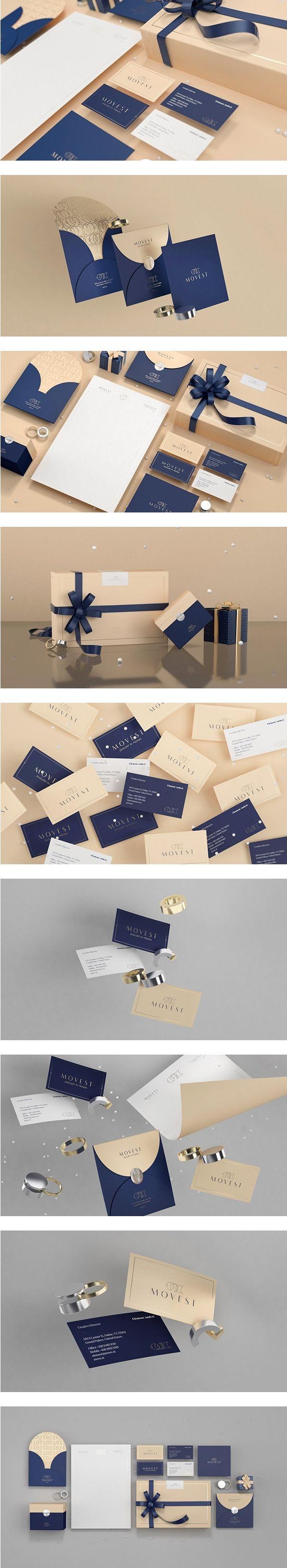 Movest Jewelry Branding | Fivestar Branding – Design and Branding Agency & Inspiration Gallery