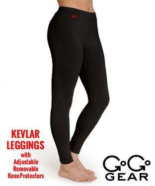 Kevlar Armored Leggings