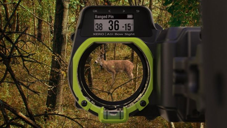 Garmin Xero Bow Sights: Leave the Guesswork Behind - YouTube