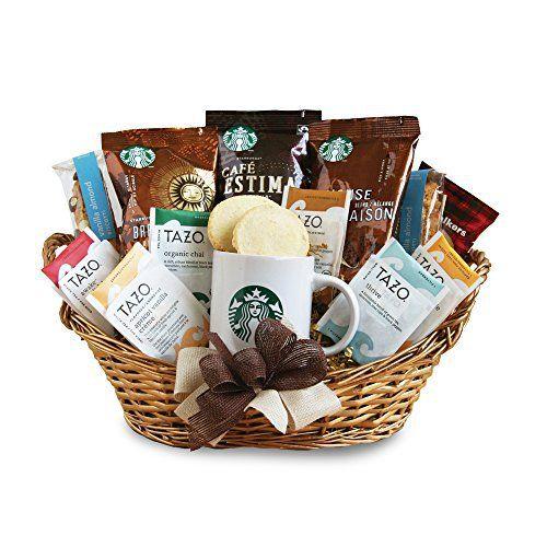 California Delicious Starbucks Daybreak Gourmet Coffee Gift Basket - http://mygourmetgifts.com/california-delicious-starbucks-daybreak-gourmet-coffee-gift-basket/