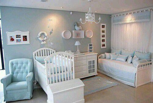 Quarto de bebê - Pinterest | Heli Lobo