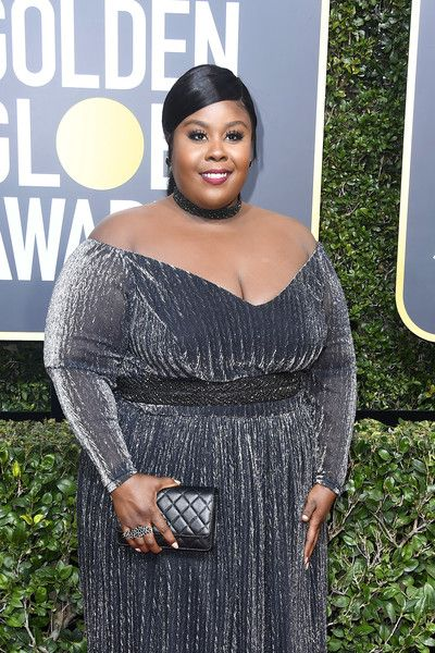 Raven Goodwin Photos - Actor Raven Goodwin attends The 75th Annual Golden Globe Awards at The Beverly Hilton Hotel on January 7, 2018 in Beverly Hills, California. - Raven Goodwin Photos - 9 of 71