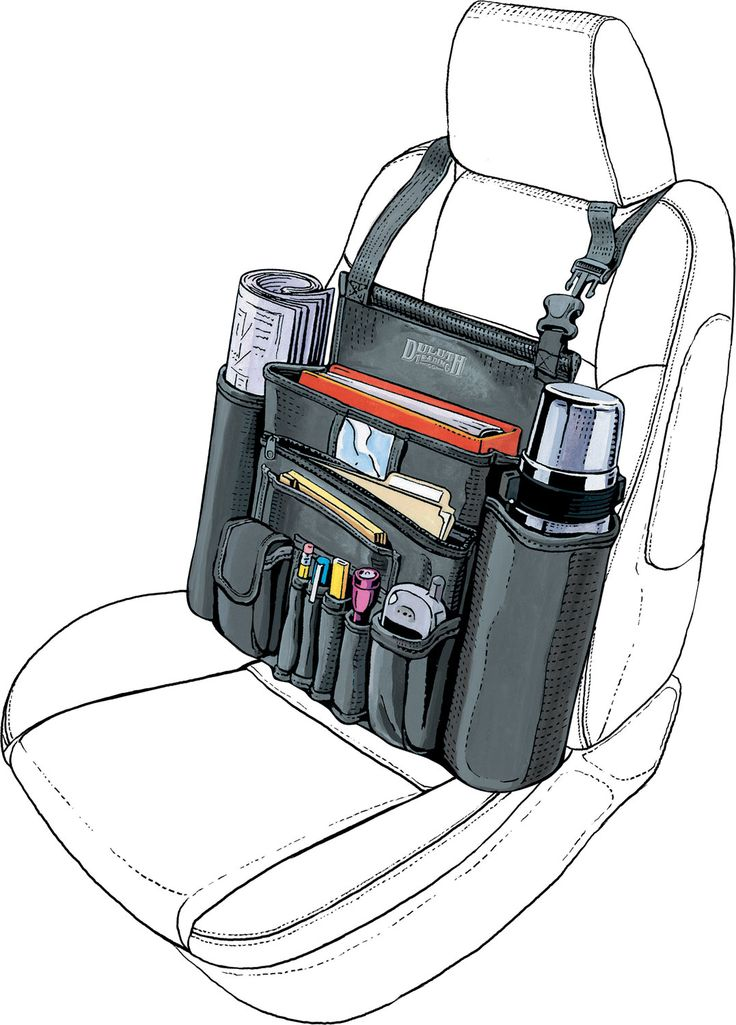 Best 25 car seat organizer ideas on pinterest back seat back seat covers and upholstery for Interior car cleaning duluth mn