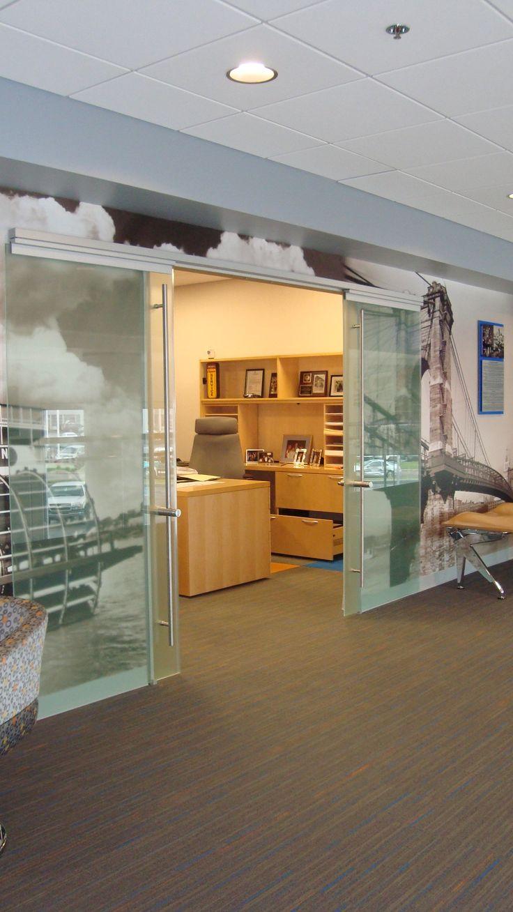 112 best dirtt images on pinterest public healthcare design and dirtt barn door into office vtopaller Gallery