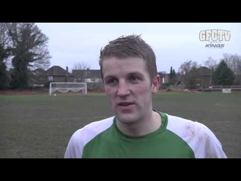 Molesey 1, Guernsey FC 1 (plus exclusive interview)