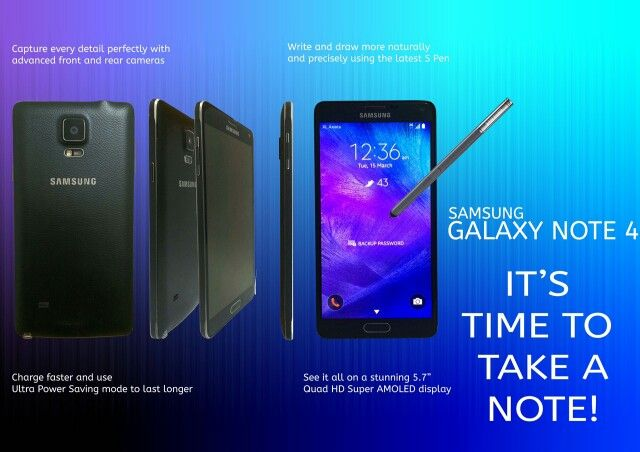 Samsung Galaxy Note 4   M. Bagja Baidhowi - Kelompok 1