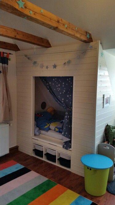 kojenbett kaj tenbett super praktisch wenn eine. Black Bedroom Furniture Sets. Home Design Ideas