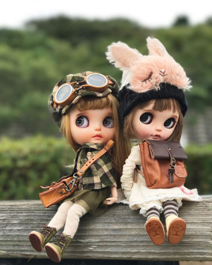 Blythe doll outfit