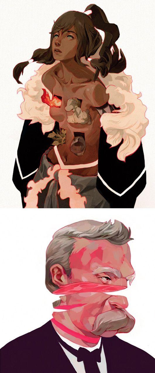 Illustrations by Sachin Teng