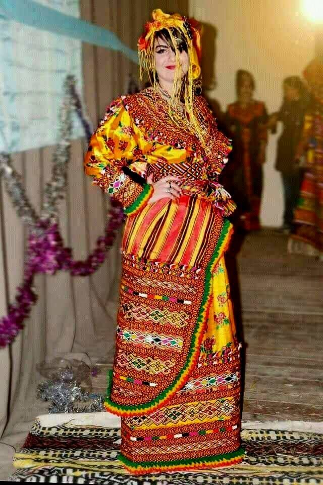 Robe kabyle | * Robe Kabyle * | Pinterest | Best Robe and ...