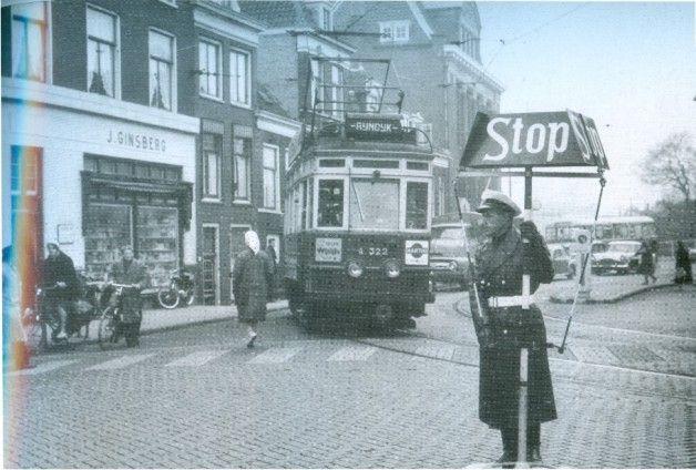 Kruispunt Kort Rapenburg / Breestraat