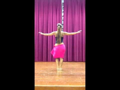 Different Tahitian Dance Moves - Nalani recommended for class