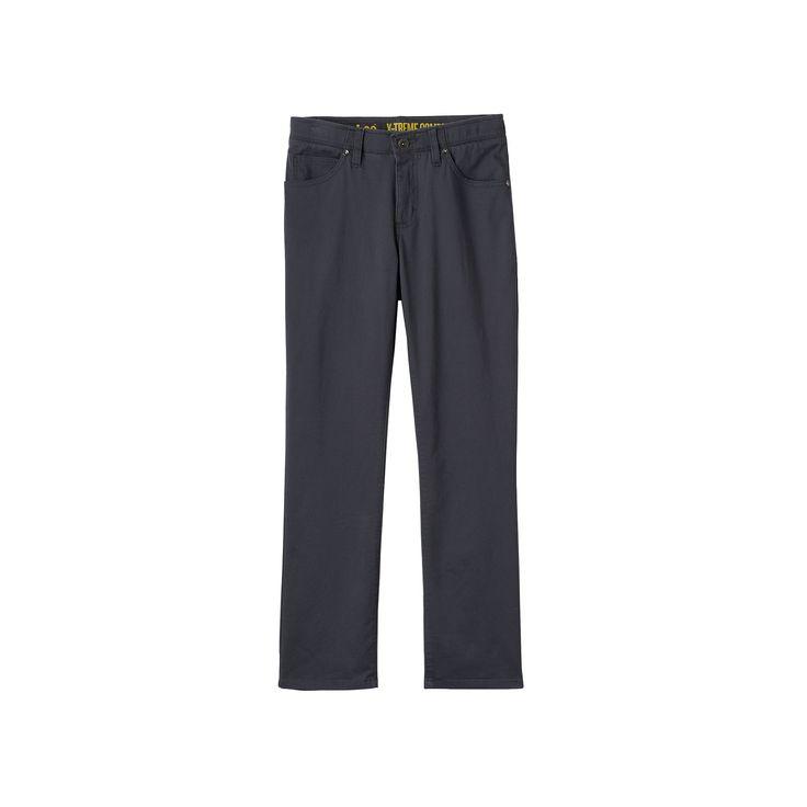 Boys 8-20 Lee Sport Xtreme Comfort Slim-Fit Charcoal (Grey) Pants, Boy's, Size: 12 Slim