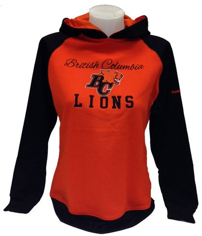Pop Over Hoody – BC Lions