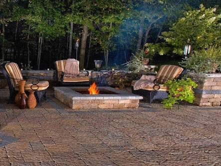 fire pit backyard landscaping ideas pinterest fire pits and fire