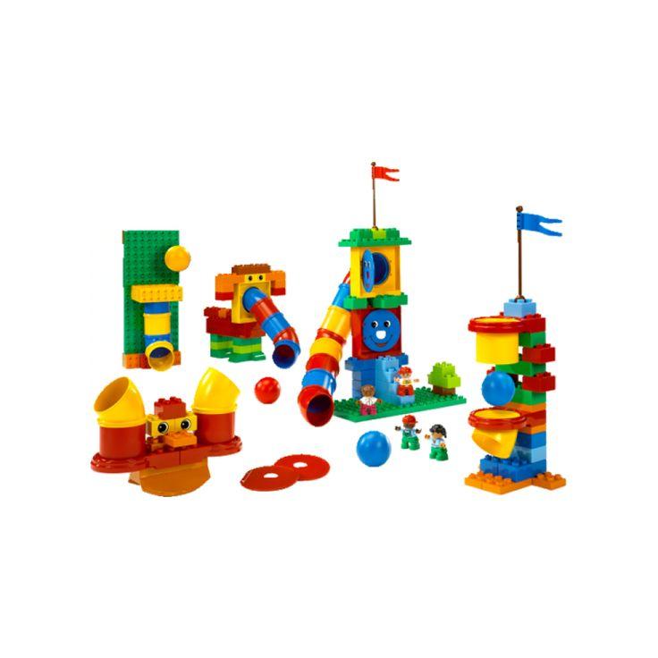 Lego Duplo Tubes Experiment-en favorit som håller i många år!