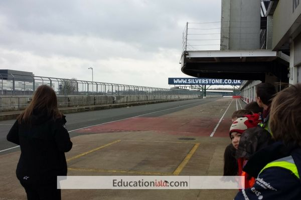 Review: Silverstone Workshop and Tour - Educationista
