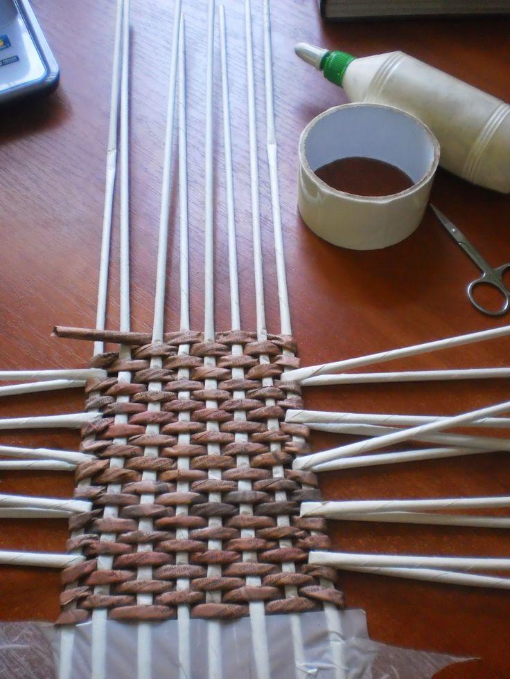 Наблюденье за плетеньем: Новинки