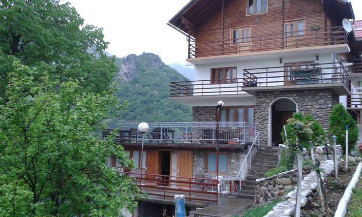 Lake house, Cerna Valley