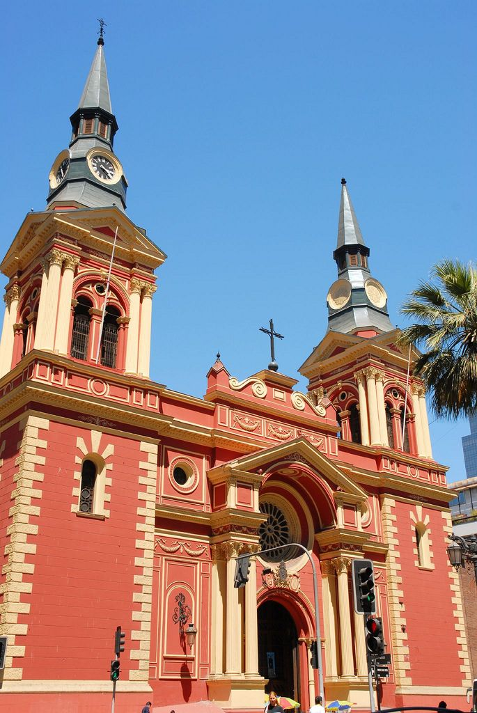 Basilica de la Merced, Santiago-Chile