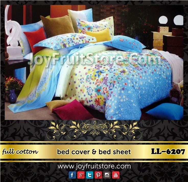 Sprei & Bed Cover Full Katun - 100% Cotton. Pemesanan silahkan kontak kami. Pemesanan call/sms/whatsapp ke 081931151596 atau WeChat Id: joyfruitbedcover atau pin BB 74258162 dan bergabunglah bersama kami di www.joyfruitbedcover.com ; www.joyfruitstore.com #spreifullkatun #sprei #bedcover #spreikatunjepang #katunjepang Kesamaan warna 90% dengan gambar, karena mungkin ada perbedaan dari resolusi warna di layar komputer atau hp, mohon diperhatikan.