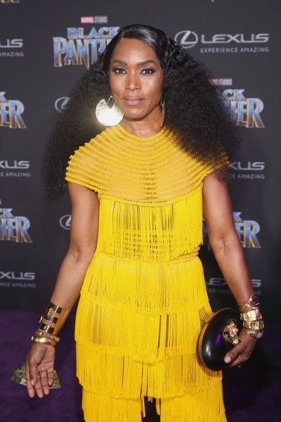 Angela Bassett Photos - Actor Angela Bassett at the Los Angeles World Premiere of Marvel Studios' BLACK PANTHER at Dolby Theatre on January 29, 2018 in Hollywood, California. - Angela Bassett Photos - 8 of 1987