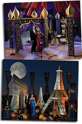 Around the World Prom Theme | Around the world