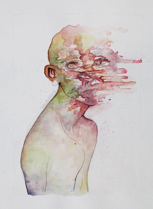Fading away (sold) by SiljaVich.deviantart.com on @deviantART