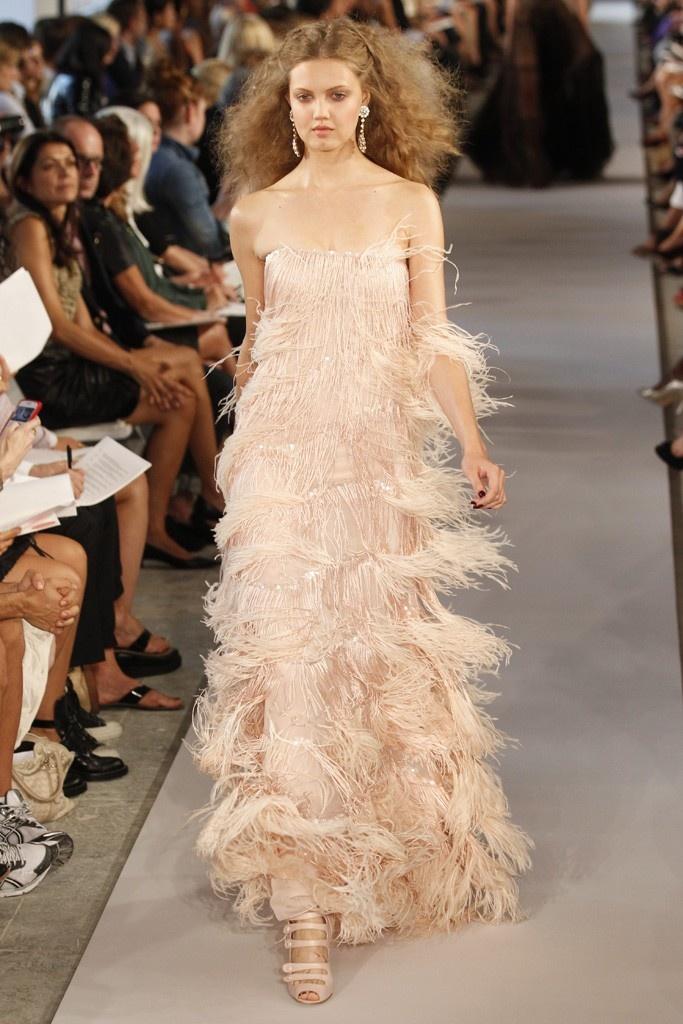 Oscar de la Renta #nyfw: Dresses Wedding, Oscar De La Renta, Gorgeous Gowns, Renta Nyfw, Rtw Income, Oscars, Odlr Spring, Bridal Style, Spring 2012