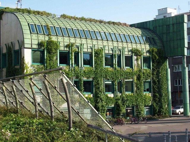 Biblioteka Uniwersytecka w Warszawie/ Library of Warsaw University