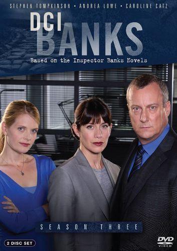 DCI Banks: Season Three [2 Discs] [DVD]