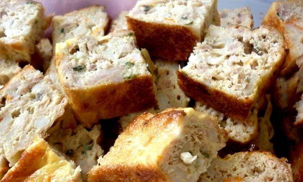 Phase ATTAQUE  Pour 2 personnes  Ingrédients 1 boîte de thon au naturel 6 bâtonnets de surimi 3 œufs 2 grosses cs de moutarde Sel, poivre...